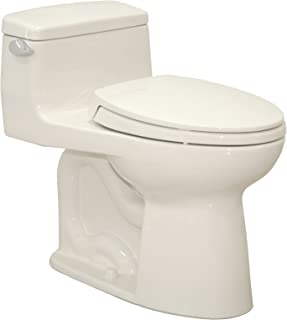 TOTO MS864114L#11 Supreme Elongated ADA Toilet, Colonial White