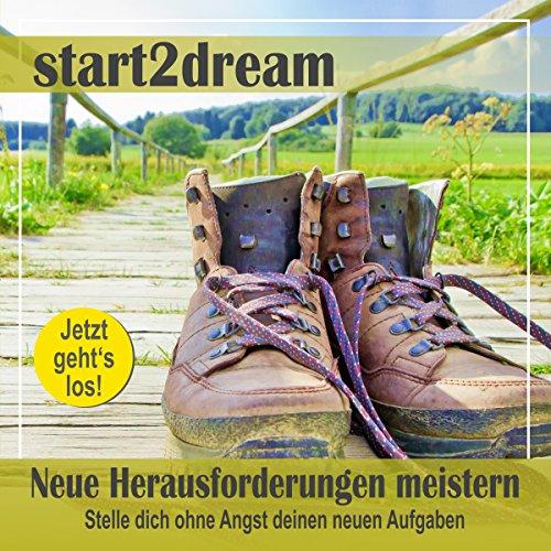 Neue Herausforderungen meistern audiobook cover art