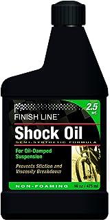 Finish Line Suspension fork oil (Design: 15 WT)