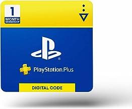 PlayStation Plus: 1 Month Membership [Digital Code]