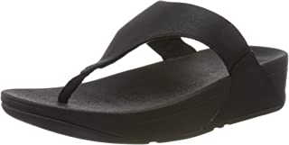 Fitflop Lulu Shimmer, Sandales Bout Ouvert Femme