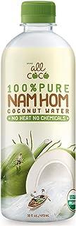 All Coco Organic 100% Pure Nam Hom Coconut Water-Frozen, 473 ml