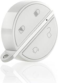 Somfy 2401489 – Key Fob- badge om een Somfy alarm in- en uit te schakelen – geschikt voor Somfy One (+) en Somfy Home Alarm
