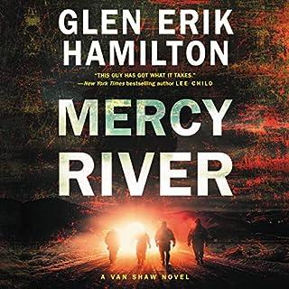 Mercy River audiobook cover art