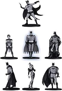 DC Collectibles Batman Black & White Mini Figure 7-Pack Box Set Two