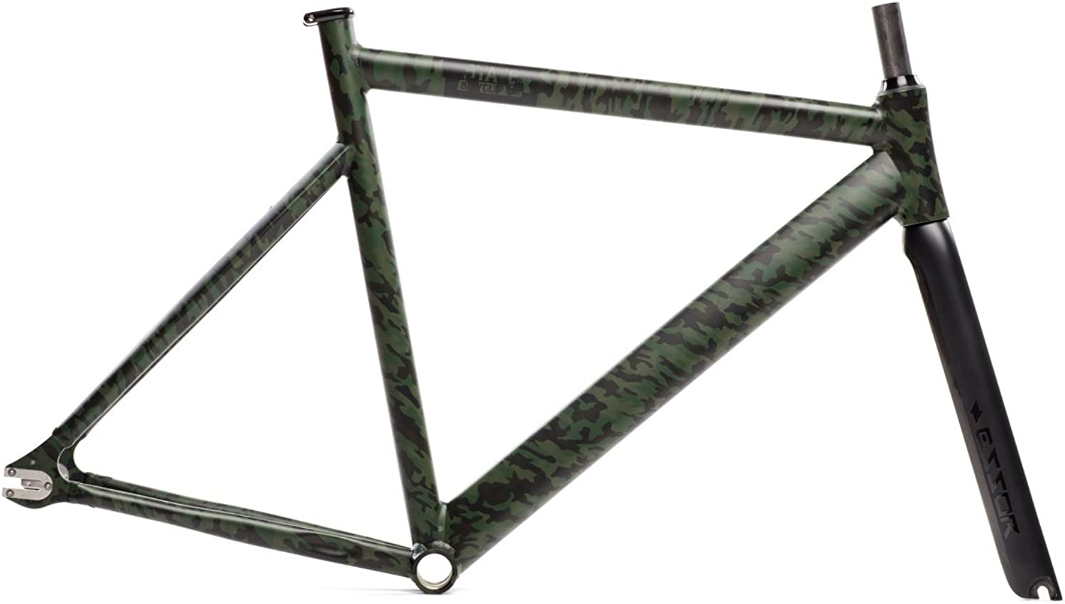 State Bicycle Black Label 6061 Aluminum Frame and Carbon Fork Set