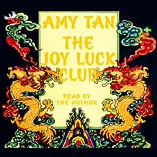 The Joy Luck Club audiobook cover art