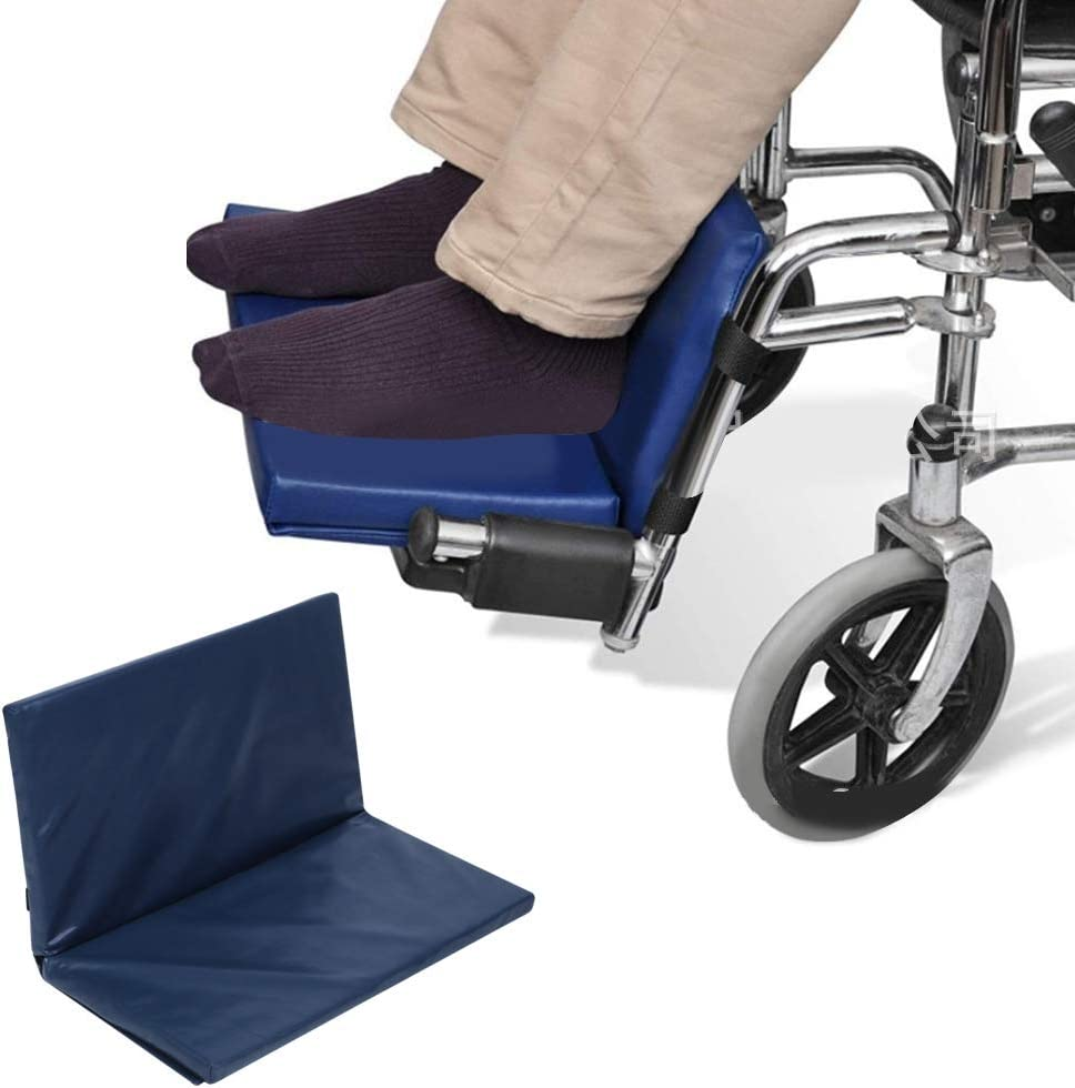 Leyeet Wheelchair Dallas Mall Pedal Max 86% OFF Foot Fo Handicapped pad