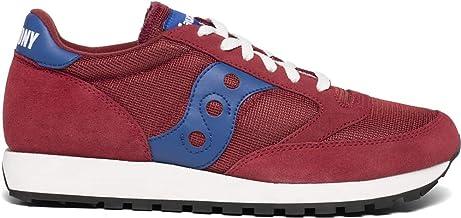 Zapatillas de Atletismo para Hombre Saucony Jazz Original Vintage Red//Blue