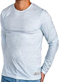 aussie essence Men's Sweater Castaway Ice Blue