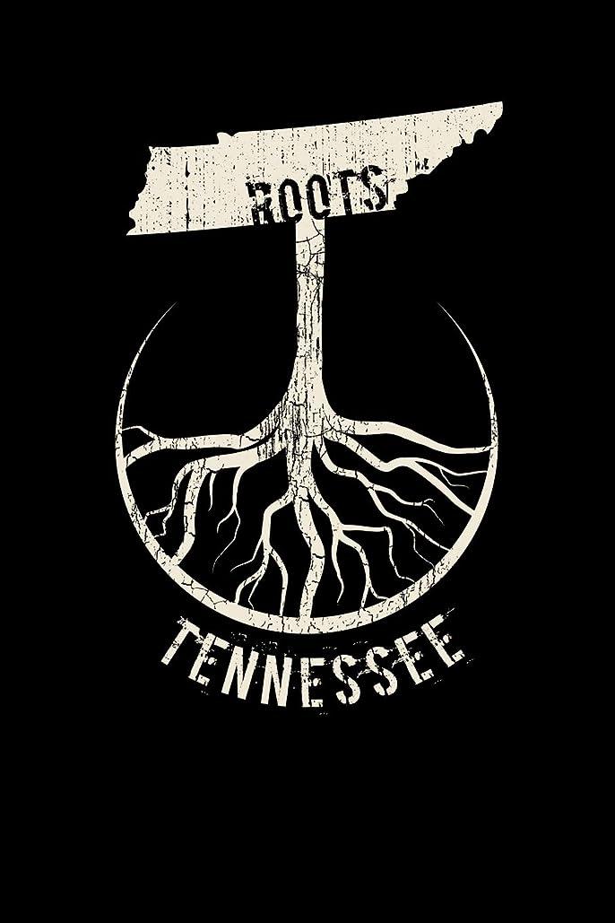 計算人物暴露Tennessee Roots: Proud Homeland Blank Notebook Journal
