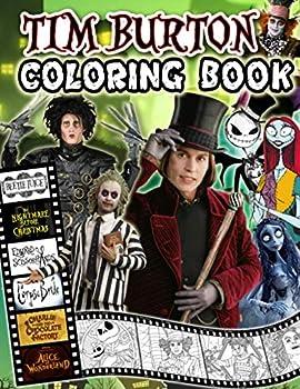 Best tim burton coloring book Reviews