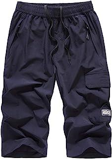 Quints Mens Casual Classic Fit Short Summer Beach Shorts