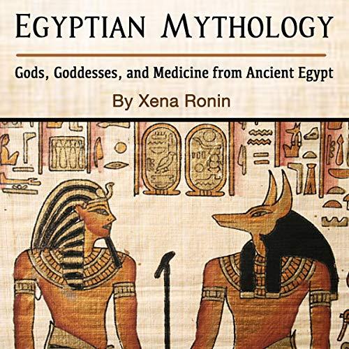 Couverture de Egyptian Mythology