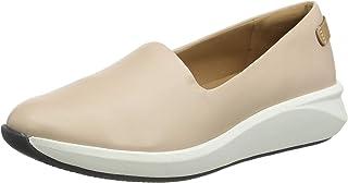 Clarks Un Rio Step, Zapatillas sin Cordones Mujer