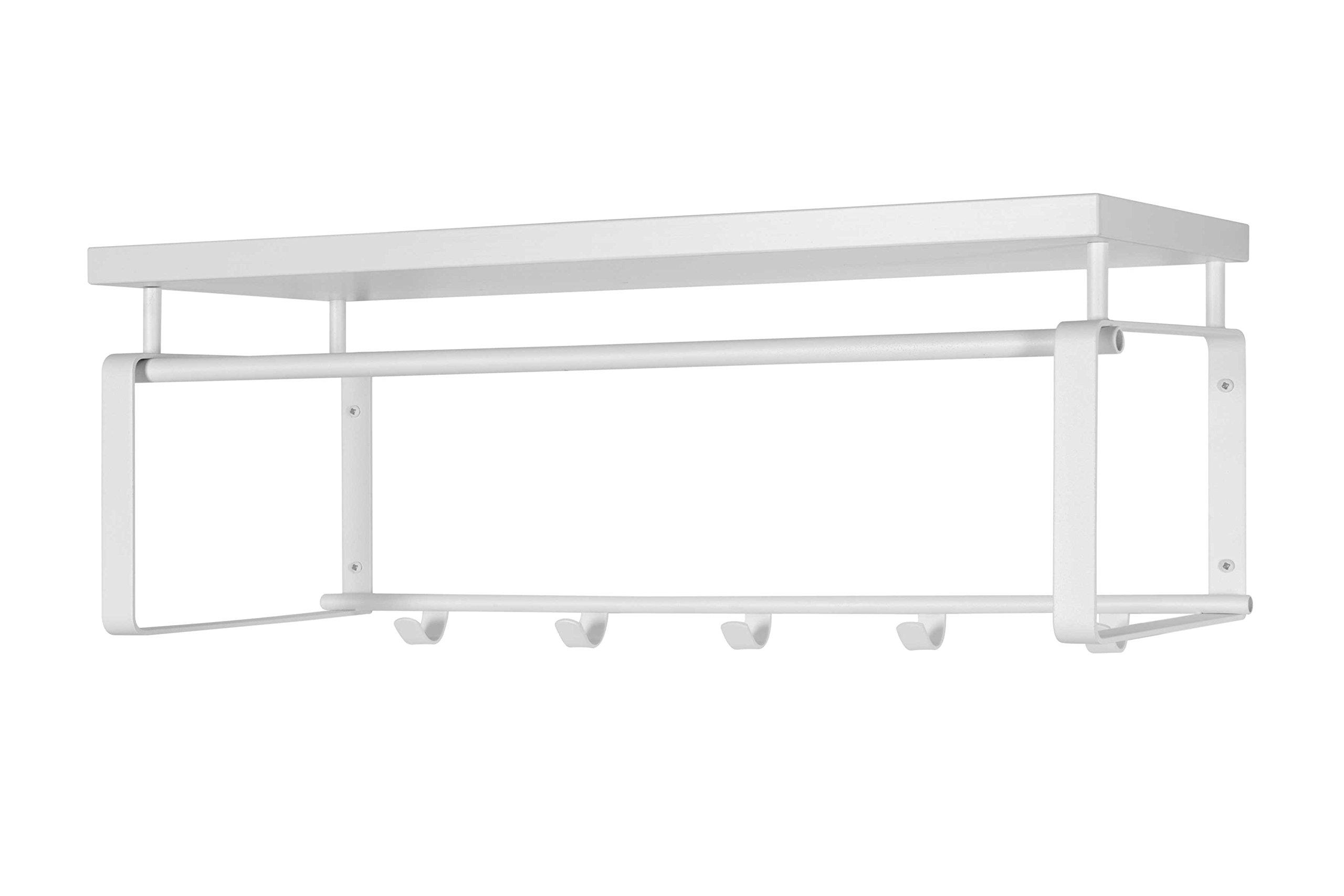 SB-Design 441-001 Porte-manteaux SPOT 72 x 35 x 29.5 cm Blanc