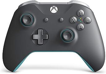 Controle sem Fio Xbox - Edição Especial Cinza