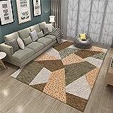 decoracion infantil dormitorios juveniles infantiles Las alfombras de la sala de estar y del dormitorio son antideslizantes, sin color, sin deformaciones y antideslizantes. alfombra recibidor 180X280C