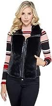 GUESS Factory Nell Faux-Fur Vest