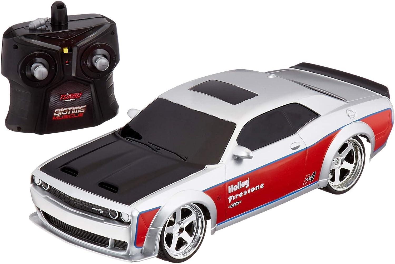 Jada Toys Bigtime Factory outlet Muscle 1:16 2019 Hellcat Dodge Challenger Denver Mall SRT