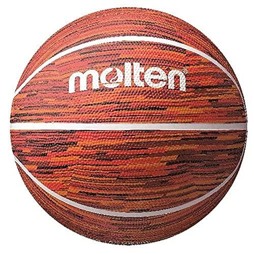 Molten Balón de baloncesto BF1600 para exteriores, de goma, tamaño 7