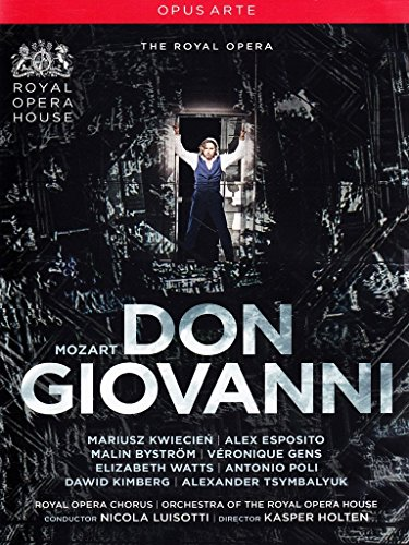Mozart: Don Giovanni [Royal Opera House 2014] [DVD]