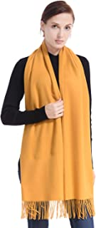 LERDU Womens Cashmere Scarves Wrap Shawls Large Winter Pashmina Scarf Shawl for Women Gift Box Wrapped