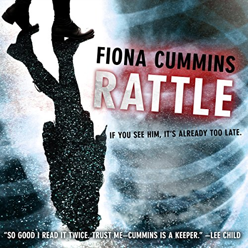 Rattle audiobook cover art