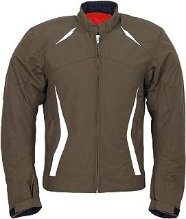 Jet Motorradjacke für Herren, Textil, leicht, Sommer, gepanzert, Casual RENO