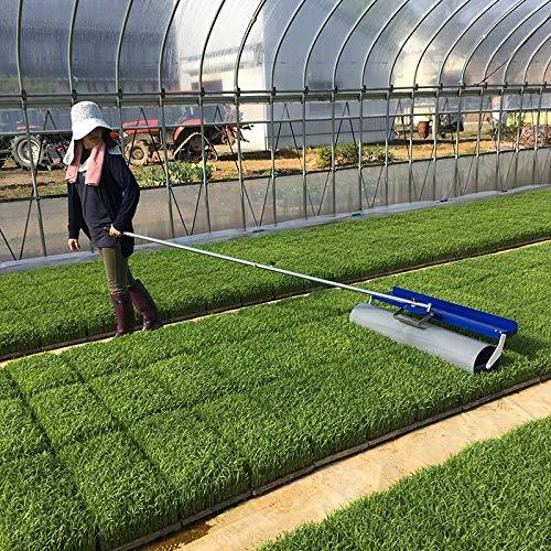 育苗転圧ローラー TR-1000 健苗 苗踏みローラー 水稲 の 密播 密苗 疎植 の 育苗 に ケーエス製販 代不