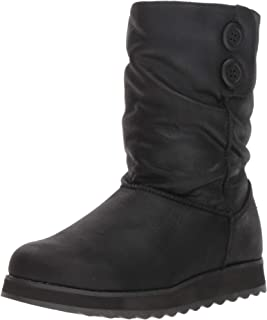 Women's Keepsakes 2.0-Big Button Slouch Mid Boot Fashion