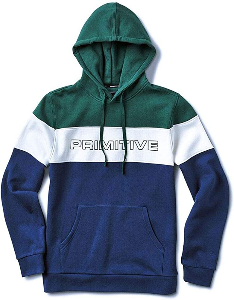 Primitive Levels Hoodie Green