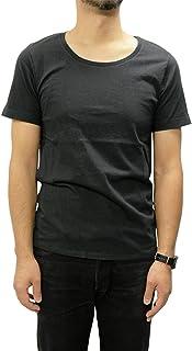 [デンハム] Tシャツ 半袖 ボートネック Tee TUBULAR BOAT TJ [メンズ]