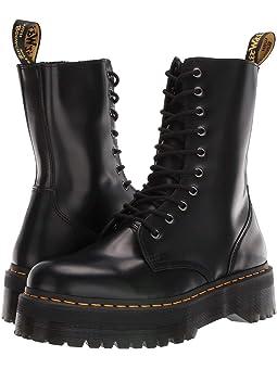 Women's Mid-Calf Dr. Martens Boots +