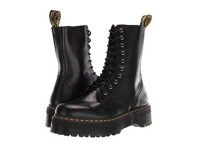 Dr. Martens Jadon Hi (Black) Shoes
