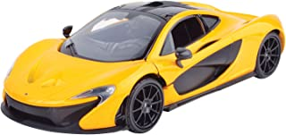 Motormax Mclaren P1 Die Cast Car For Boys - Yellow