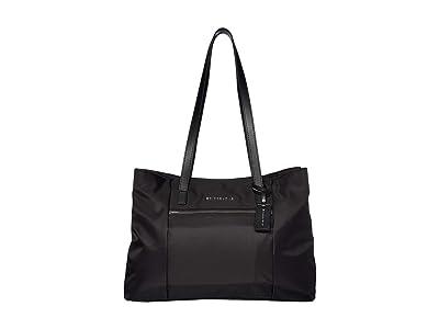 Briggs & Riley Essential Small Tote (Black) Handbags