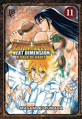 Cavaleiros do Zodíaco - Next Dimension - Vol. 11