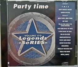 Legends Karaoke 170 - Party Time! Various Artists