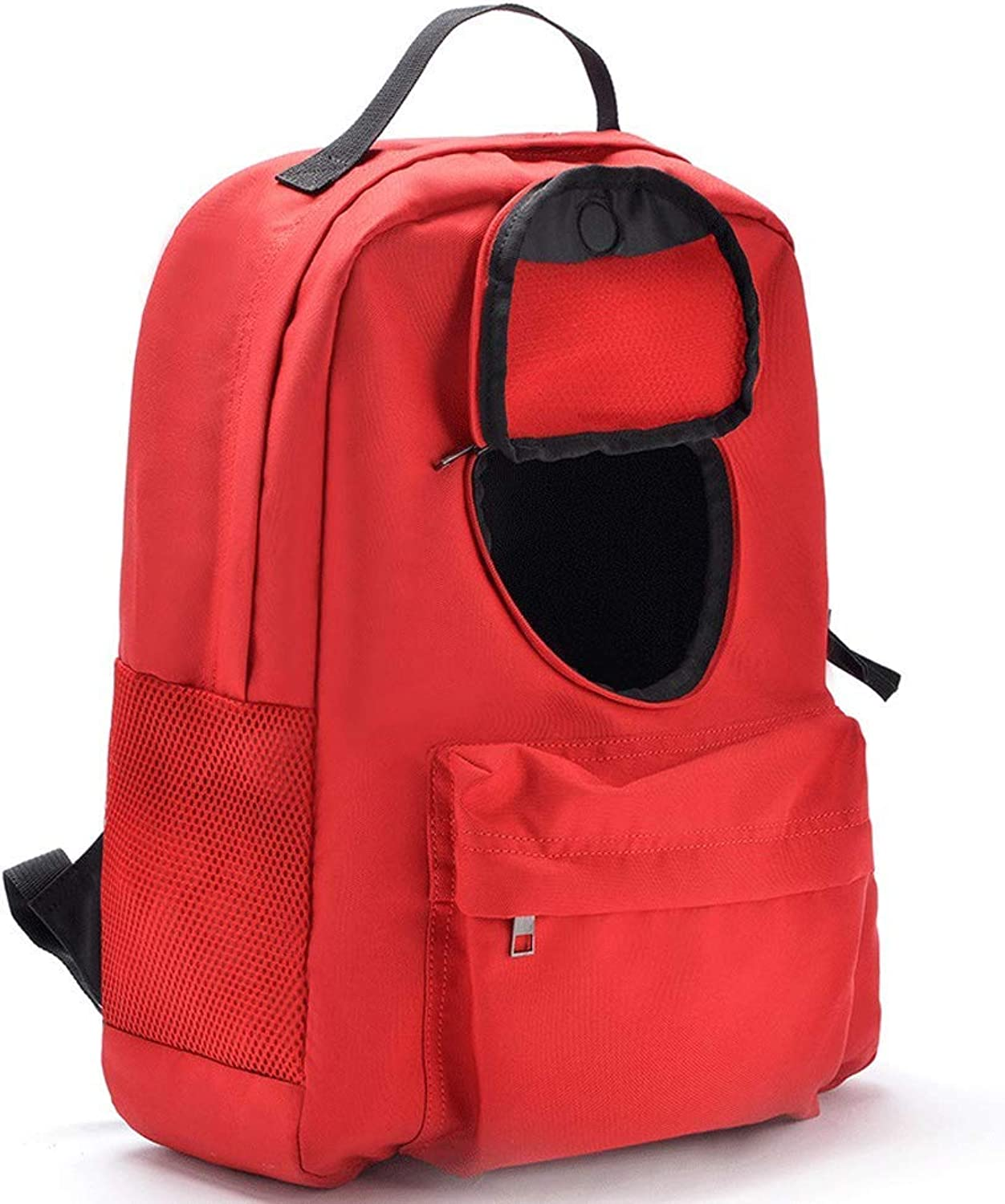 Pet Travel Carrier Pet Carrier for Small Dogs, Cats, Puppies, Kittens, Pets, Backpack Carry Your Pet with You Safely and Comfortably Ourtdoor Pet Bag
