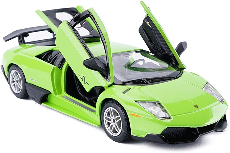 LBYMYB Automodell 1 24 Lamborghini Murcielago LP670-4 SV Simulation Legierung Druckguss Spielzeug Ornamente Sportwagen Sammlung Schmuck 20x8.4x4.7CM B07Q5WTKJD Elegantes und robustes Menü    Qualitativ Hochwertiges Produkt