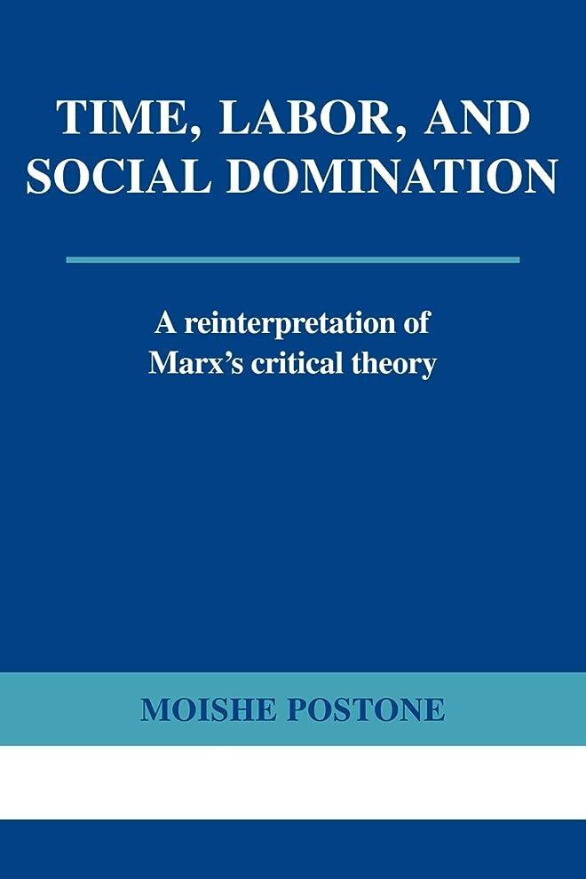 機動背景Time, Labor, and Social Domination: A Reinterpretation of Marx's Critical Theory