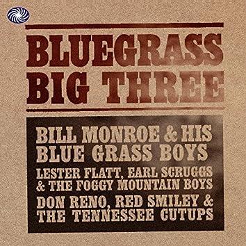 Bluegrass Big Three Vol. 2
