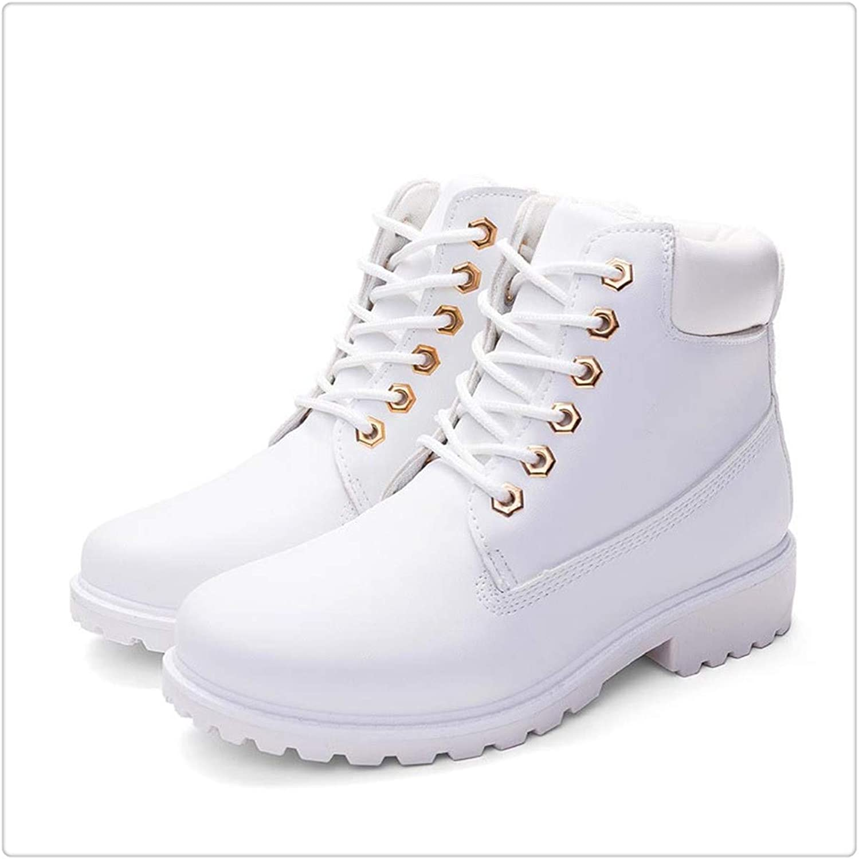 DOUSTY& Cute Cat Warm Boots Women Family Christmas Cotton Winter shoes Women Boot White