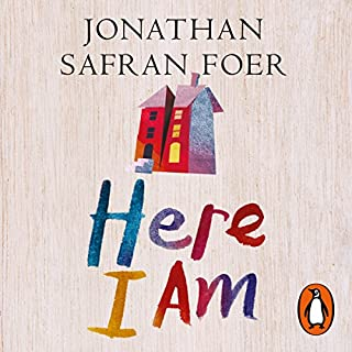 Couverture de Here I Am
