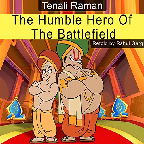 The Humble Hero of the Battlefield audiobook cover art
