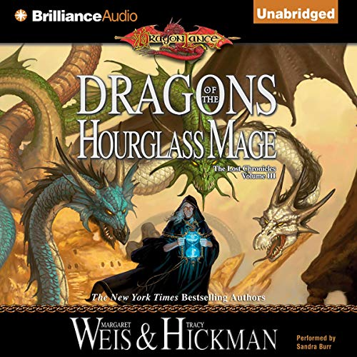 Dragons of the Hourglass Mage  By  cover art