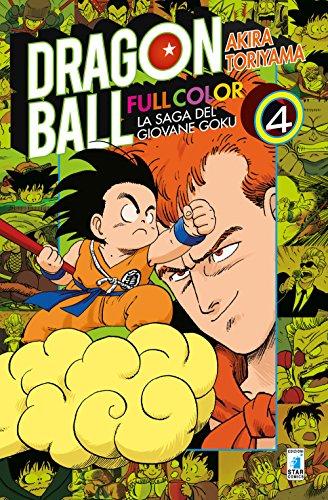 La saga del giovane Goku. Dragon Ball full color (Vol. 4)