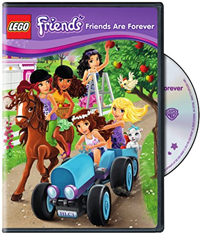 LEGO Friends: Friends Are Forever (DVD)