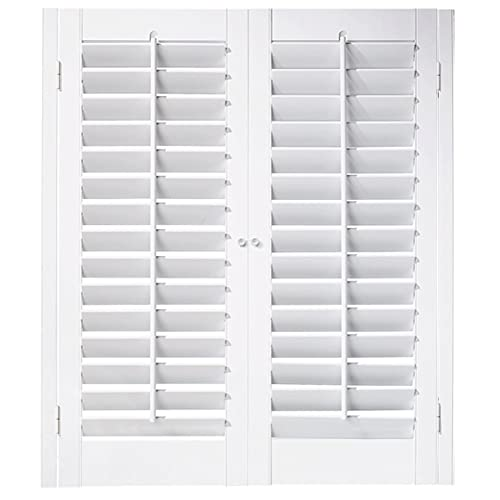 Interior Wood Shutters Amazon Com